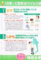 京都府の肝炎ウイルス検診啓発リーフ 2