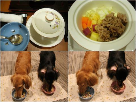 12 20120925 ワンコ晩御飯