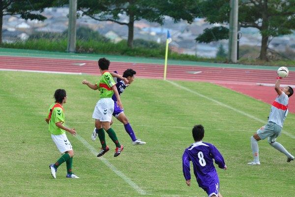 2012<br />東海リーグ第12節vs藤枝市役所-1