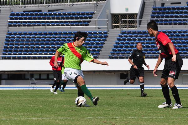 kariya2012.10.13 ヴォルカ鹿児島vsFC刈谷 1