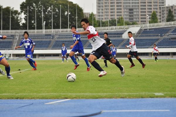 kariya2012.10.14 FC刈谷 vs レイジェンド滋賀FC3