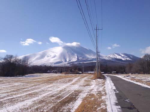 H2412月浅間山