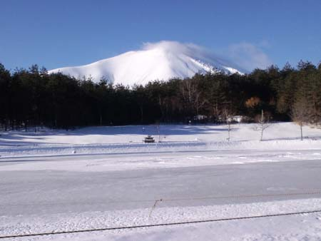 H25.1.12浅間山