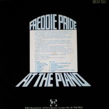 Freddie Pride