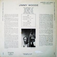 Jimmy Woode