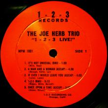 The Joe-Herb Trio