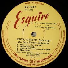 Keith Christie