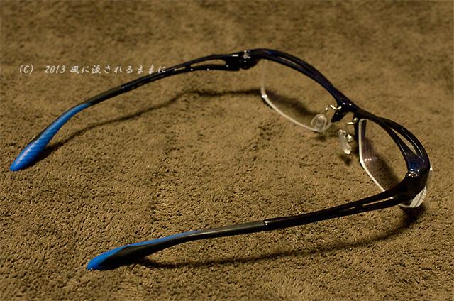 新しい眼鏡を購入しました!! i-ATHLETE(アイアスリート)2