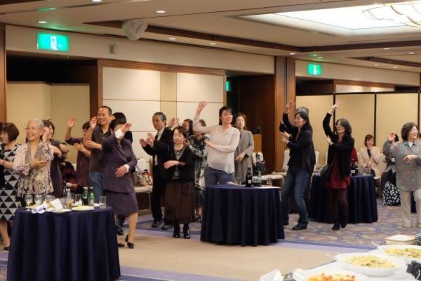 福島レセプション盆踊りD