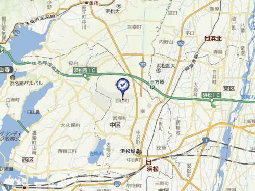 エアパーク地図