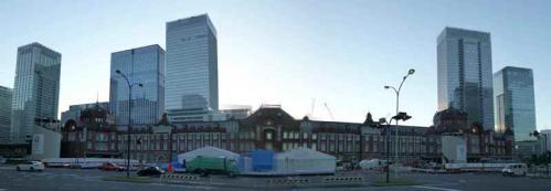 東京駅駅舎01