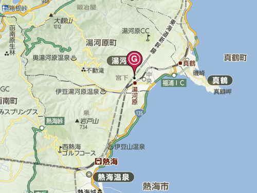城願寺地図