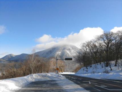 黒檜山、小黒檜山まで霧氷