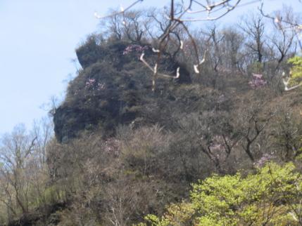 銚子の伽藍(西側)