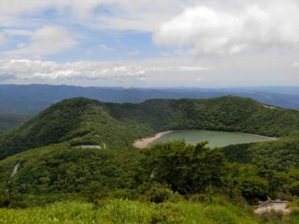 小沼・長七郎山・小地蔵岳