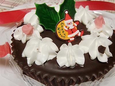 昔懐かしのクリスマスケーキ