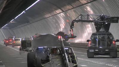 ワイルドスピード ユーロミッション撮影