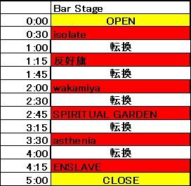 TOKYO MIDNIGHT TT