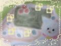パステル画/和み系:「冬の和み」