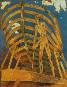 海老原喜之助 船を作る