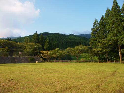 吉野山園キャンプ場 015