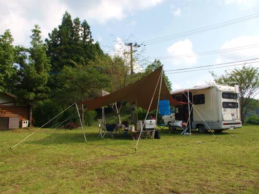 吉野山園キャンプ場 008