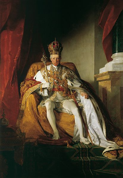 413px-Francis_II,_Holy_Roman_Emperor_by_Friedrich_von_Amerling_003