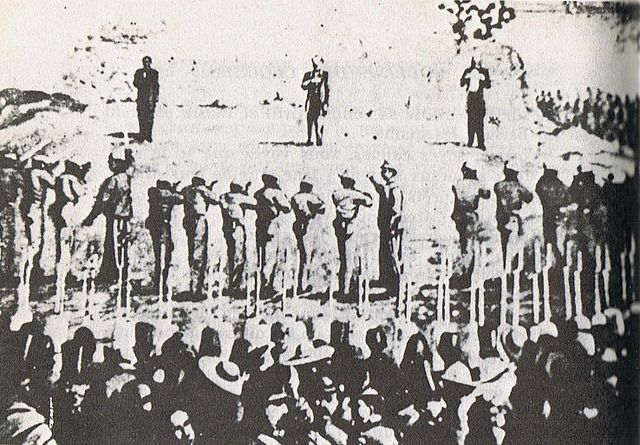 Photography_of_Execution_of_Maximilian_I_of_Mexico,_Miramón_and_Mejía_—_1867
