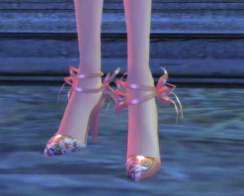 靴のデザイン