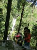 原不動の滝