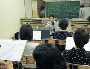 Kさんの独奏
