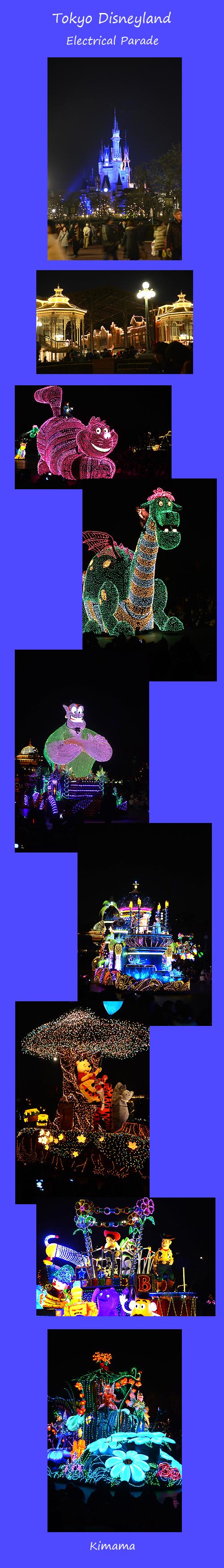 1月10日ディズニーランド2