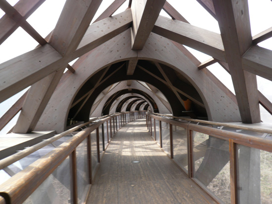 きききの吊り橋