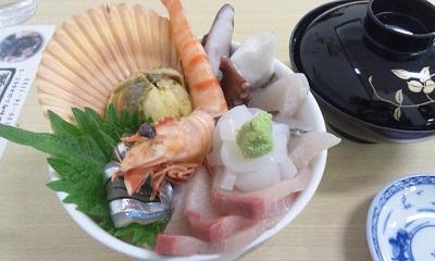 海鮮丼_20120512