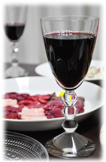 バカラ アイ ワイングラス