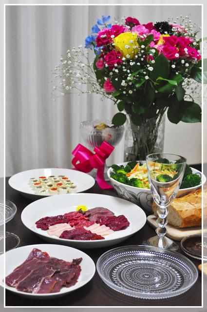 北欧食器 食卓