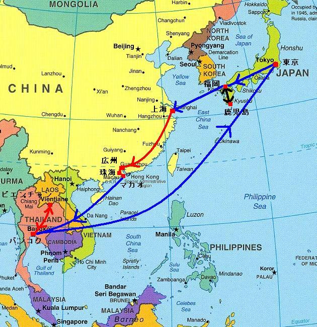 鹿児島行きの飛行機・格安航空券・LCCを検索 …