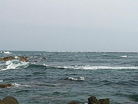 2013.05.06 観光船乗り場から水島方面
