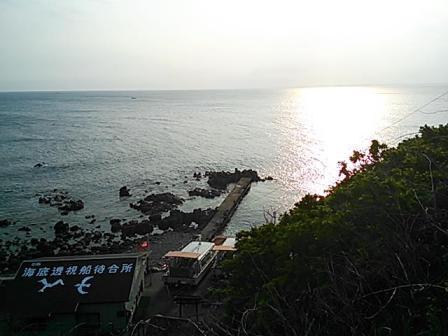 2013.05.06 入道崎観光船乗り場
