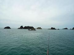 2013.05.19 たぬきから四島方向
