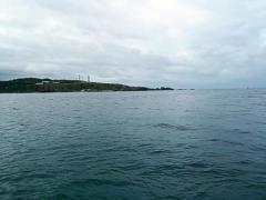 20130623 水間ハナレから灯台