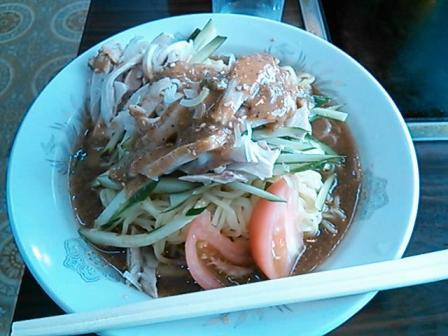 20130630 バンバンジー麺