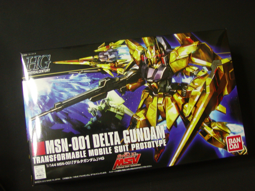 delta gundam now modeling01