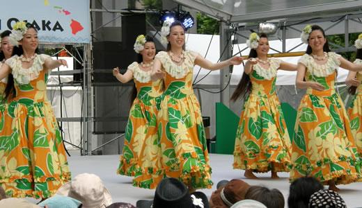 ALOHA SUMMER FESTIVAL in Osaka 2012-3