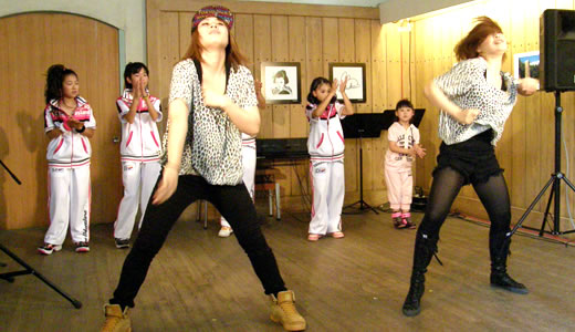 相楽園 夏至祭2012(2)-1