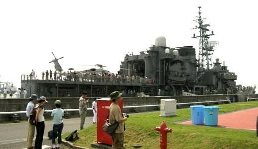 海上自衛隊阪神基地隊サマーフェスタ2012-1