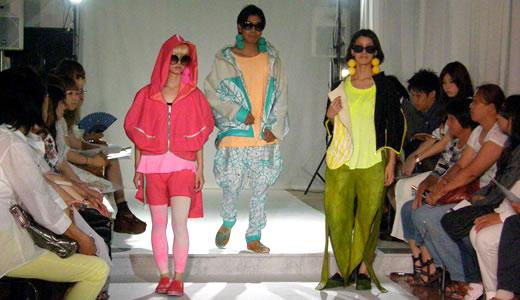 神戸ファッション専門学校作品発表会・KFI MOVE 2012(2)-1