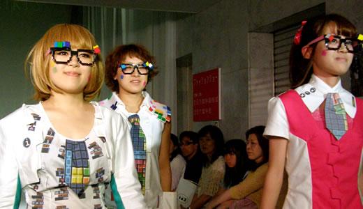 神戸ファッション専門学校作品発表会・KFI MOVE 2012(2)-2