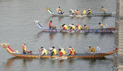 ASHIYA CUP ドラゴンボートレース2012-1