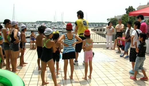 ドラゴンボートレース&アクトス芦屋リゾート7周年イベント-2